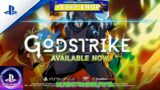 GODSTRIKE  – Official Trailer PS5 –