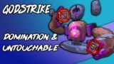 Godstrike Trophy Guides | Domination and Untouchable