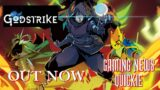 Godstrike is Available Now – (Oct. 14th 2021) Gaming News Quickie #gaming #news #shorts