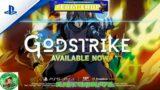 📀*NEW GAME PS5*  GODSTRIKE